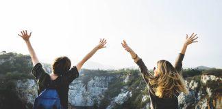 Eller yukarı, daha yükseğe!