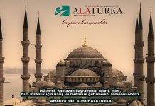 Alaturka Online Ramazan Bayrami Tebrik