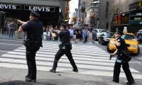 Times Meydanı'nda öldürülen kişinin polise göre 'akli dengesi bozuk'