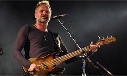 Doğum günü şarkıcısı Sting