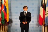 Davutoğlu: Güvenlik Konseyi'nde mutabakat sağlanmaması BM için büyük bir zaaftır