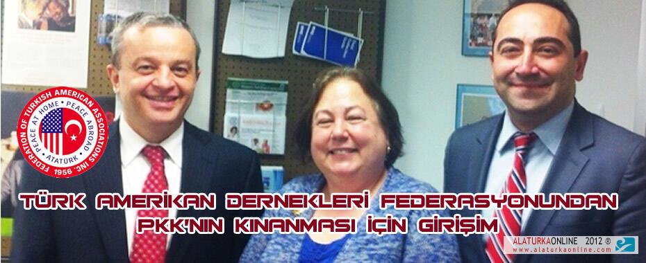 TADF'den PKK'nın Kınanması İçin Girişim