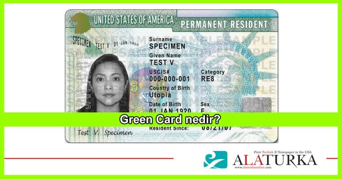 Green Card nedir