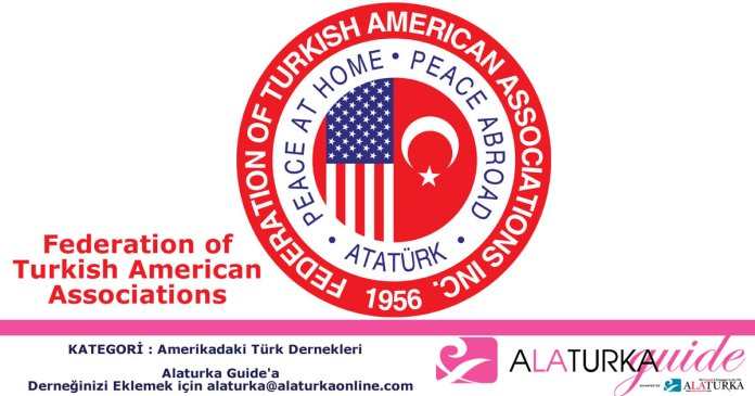 TADF - Federation of Turkish American Associations