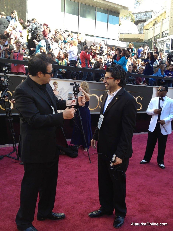 Burak Yarkent Evren Ugurbas Oscars
