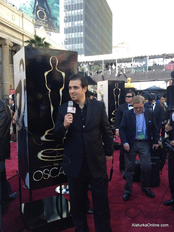 Burak Yarkent Oscars