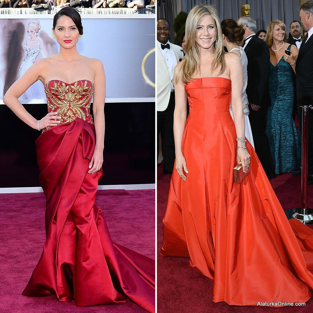 Oscarların en seksi kıyafetleri