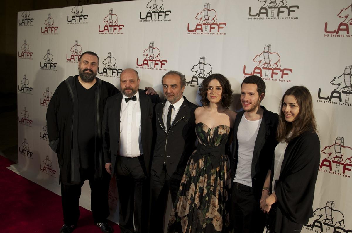 2. Los Angeles Türk Film Festivali Açılış Gecesi Fotoğrafları