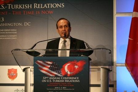 32. Amerikan Türk Konseyi Konferansı başladı