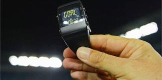 Futbol'da Gol Çizgisi Teknolojisi