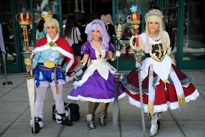 Anime Expo 2013 Fotograflar