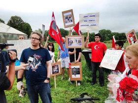 fettullah gulen evi protestolar