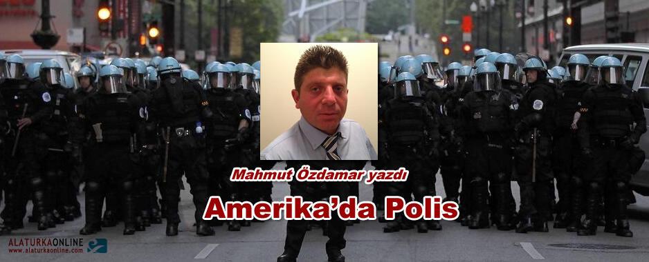 Amerika'da Polis