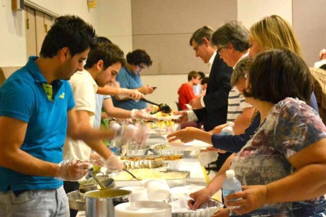 madison iftar programi