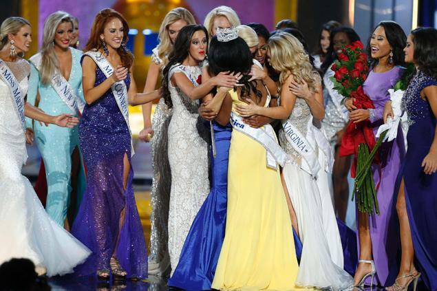 Miss America Nina Davuluri 5