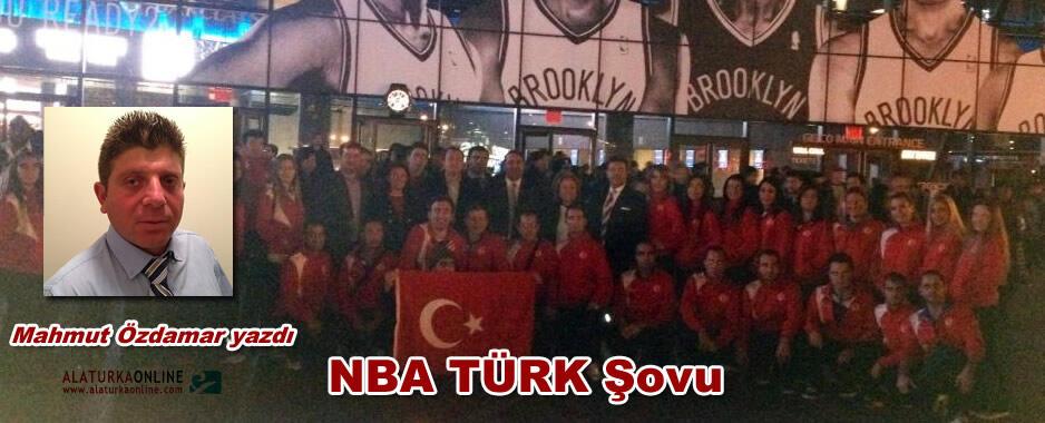 NBA TÜRK Şovu