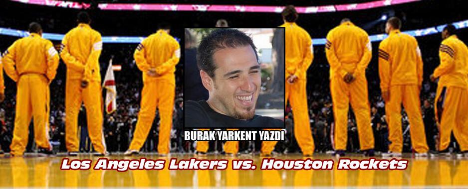 Dwight'lı Rockets, Kimliğini Arayan Lakers'a Karşı