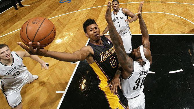 Los Angeles Lakers 99 – Brooklyn Nets 94
