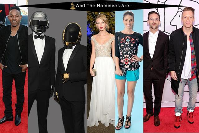 Grammy 2014 adayları