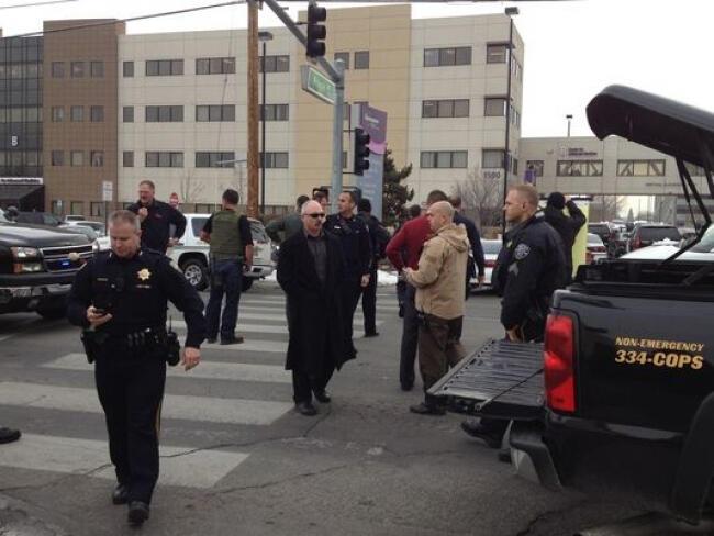 Nevada'da bir hastanede silahlı saldırı:2 ölü, 2 yaralı