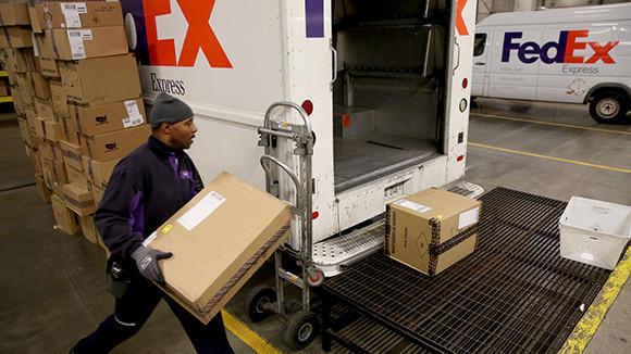 FedEx'e New York'ta Sigara Davası