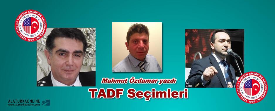 TADF Seçimleri