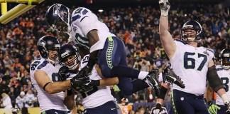 Amerikan Futbol Ligi sampiyonu Seattle Seahawks
