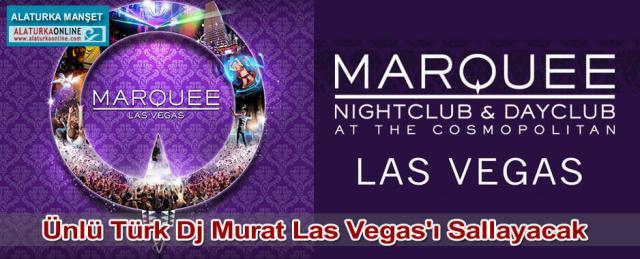 Amerikanin en iyi Turk DJ Murat Marquee Day & Nightclub