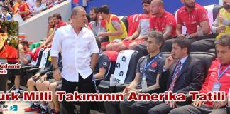 Ercan Ozdemir Turk Milli Takimi Amerika