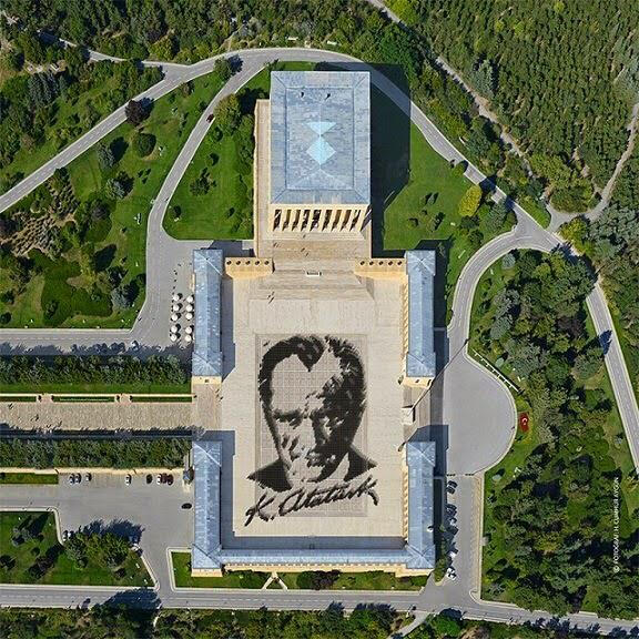 Buyuk Taarruz, Hatirlattiklari, Ataturk, Topal Osman ve Giresun Usaklari