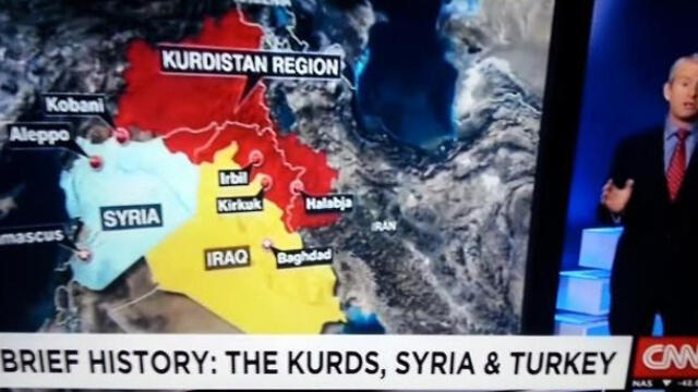 Take Action Against CNN's Speculative Map