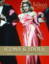 madonna juliens auctions dress