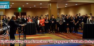 Serdar Kilic San Francisco Yasayan Turkler