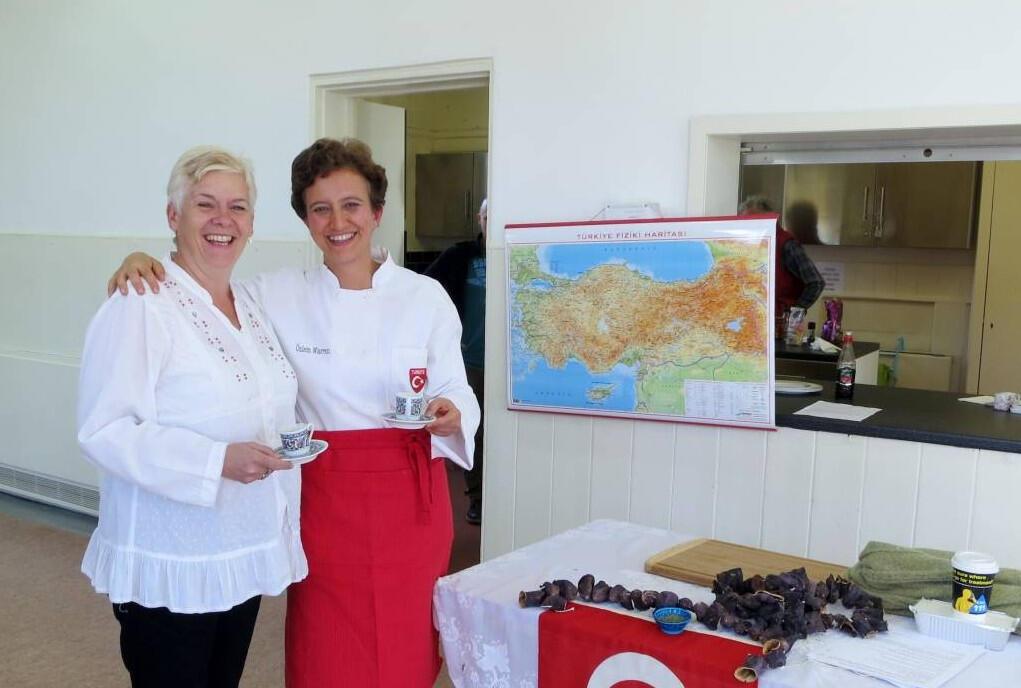 San Antonio, Austin ve Houston'da Türk Mutfağı Dersleri