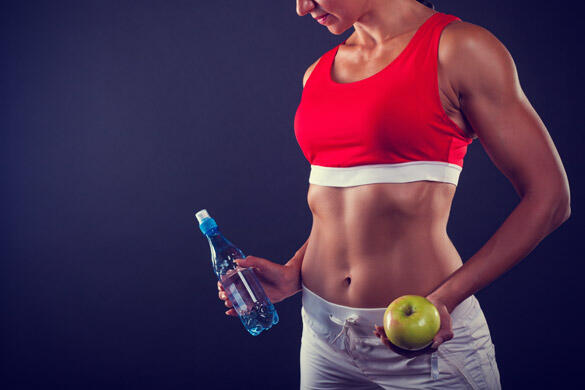 Top 10 Tips to Eat Healthy and Stay Fit