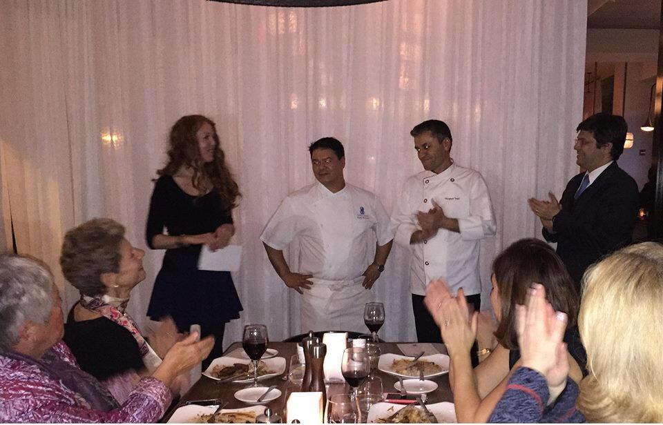 Boston'da Türk mutfak kültürü tanıtılmaya devam ediyor
