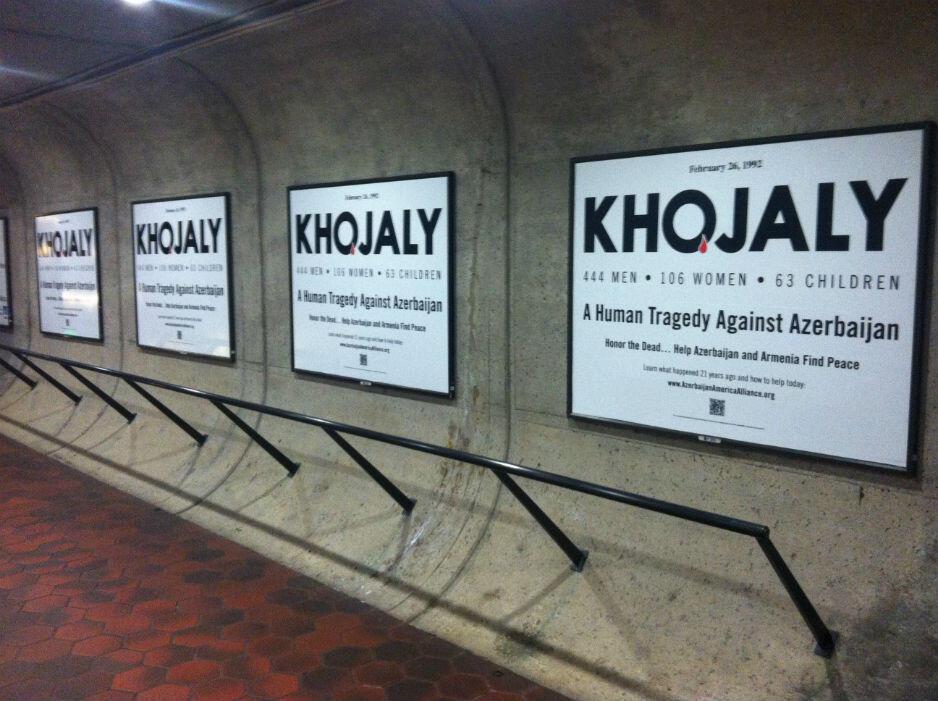 Houston'da Hocalı Katliamı için barış yürüyüşü