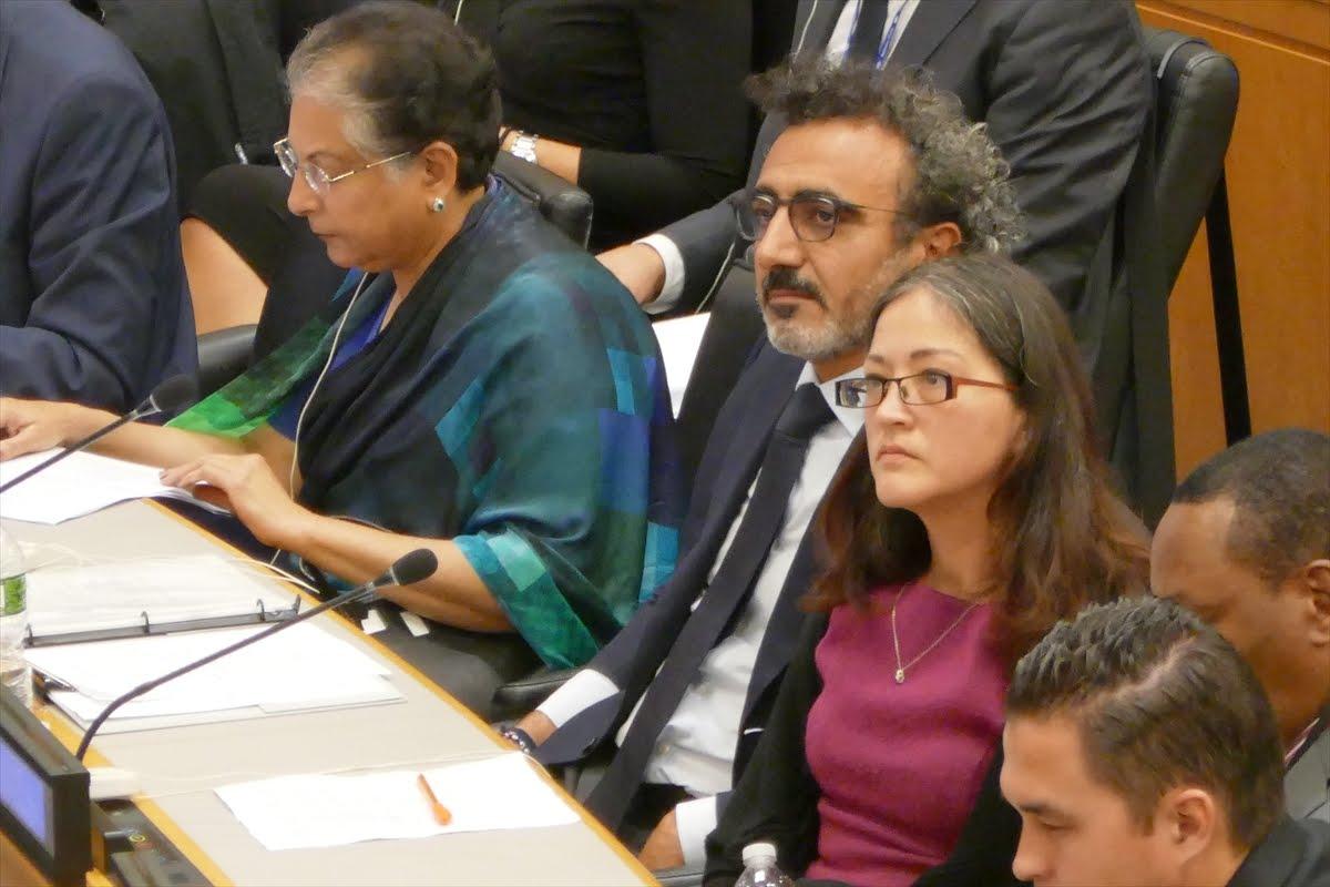 Ulukaya: BM'nin sessizlerin sesi olduğunu göstermek zorundayız
