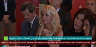 Florida'daki Türk toplumu