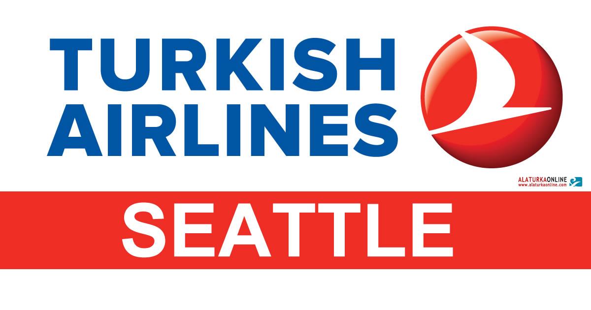Türk Hava Yolları Seattle Ofisi İletişim Bilgileri