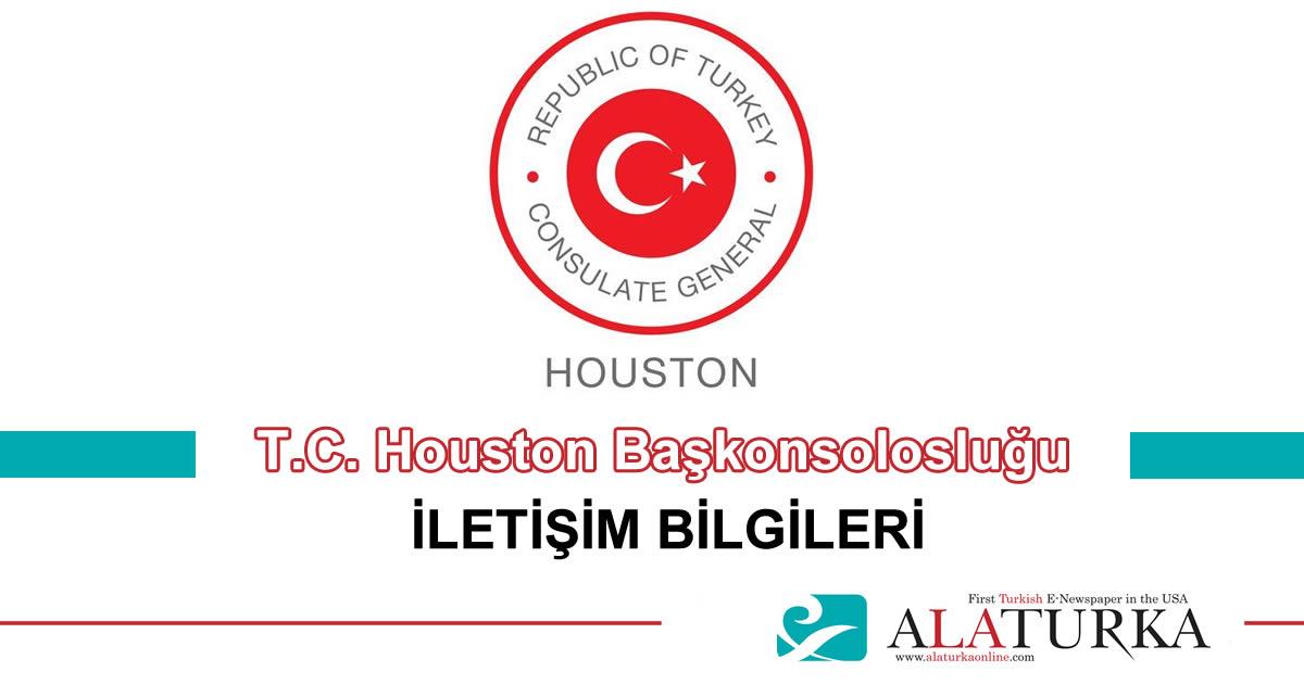 T.C. Houston Başkonsolosluğu