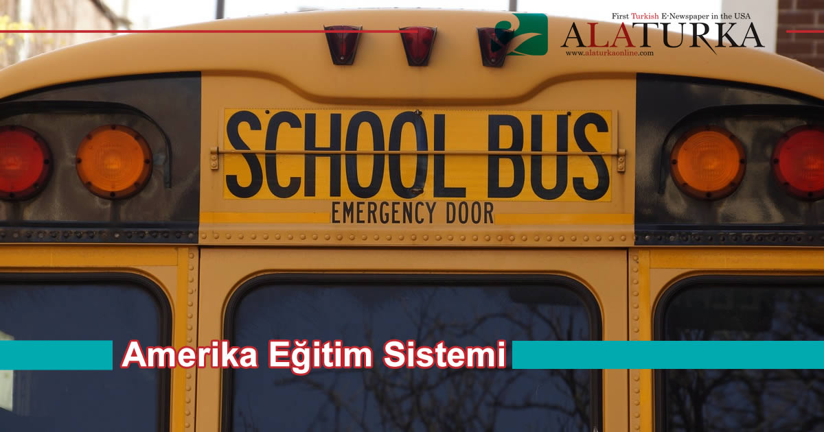 Amerika Eğitim Sistemi