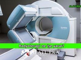 Radyoterapi ne ise yarar