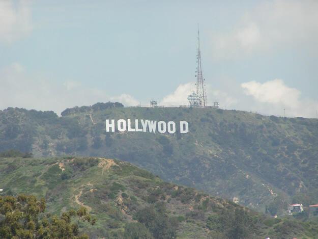 Los Angeles Gezileri Hollywood