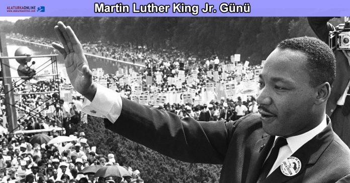 Martin Luther King Jr Gunu