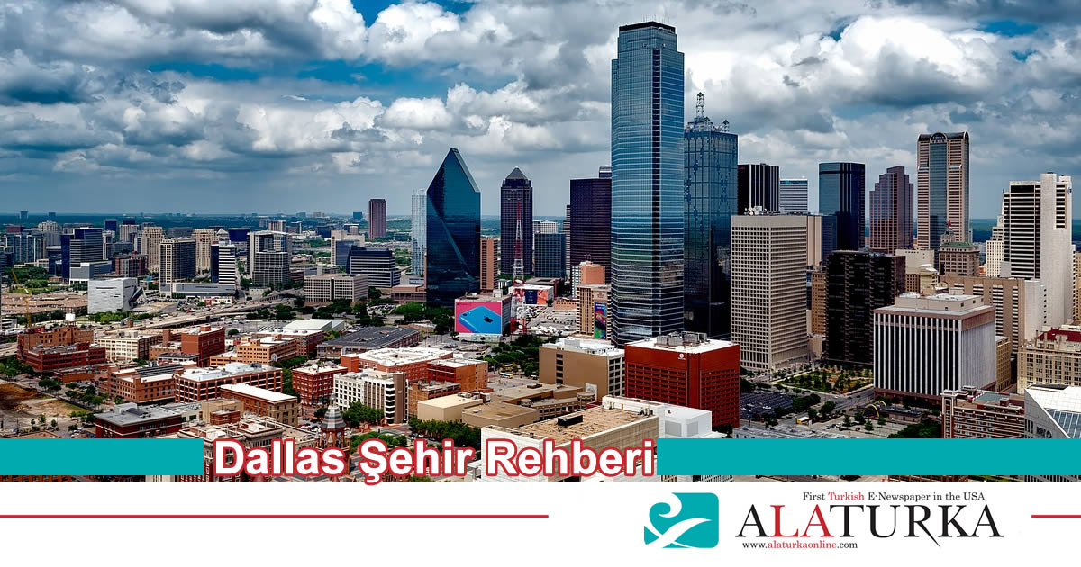 Dallas Şehir Rehberi