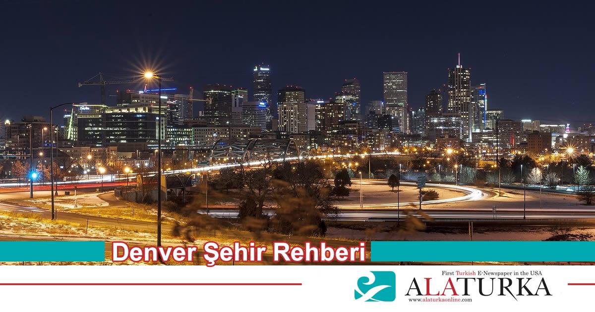 Denver Şehir Rehberi