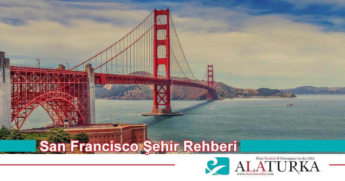 San Francisco Şehir Rehberi