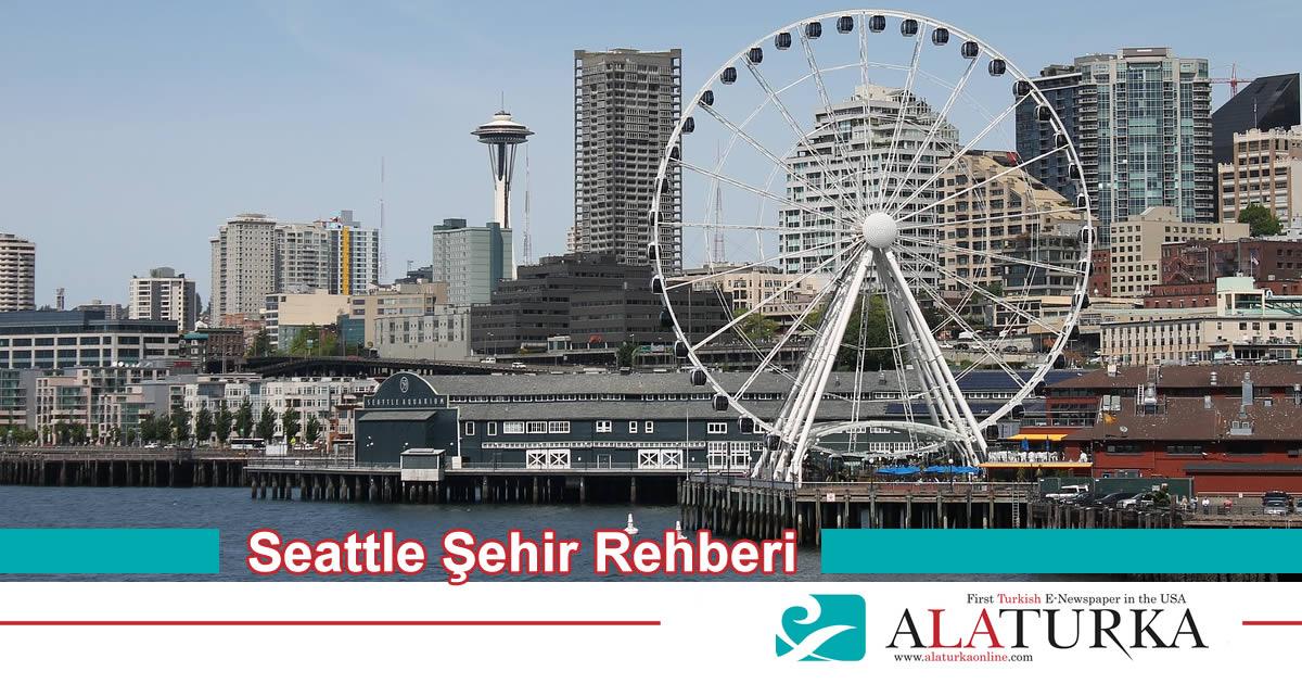 Seattle Şehir Rehberi