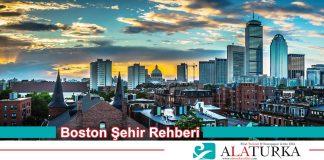 Boston Sehir Rehberi